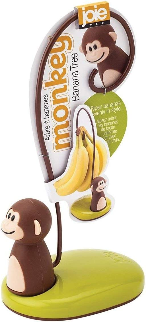 Joie 77700 Singe Stand de la Banane Plastique Multicolore 45 x 35 x 25 cm