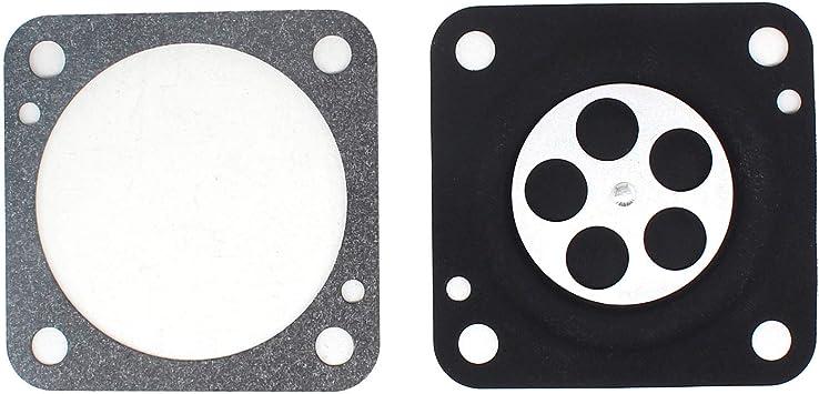 Reparatursatz Dichtung Membrane Membransatz passend zu Wacker Bing 33 Vergaser