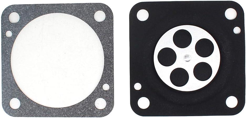 Aisen Vergaser Reparatursatz Dichtung Membrane Passend Wacker Wm80 Motor Für Bing 33 Membransatz Bs42 Bs45 Bs50 Bs52 Bs60y Bs62y Bs65y Baumarkt