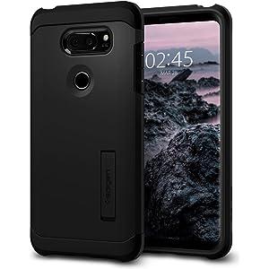 los angeles 1bc9d 9e932 Amazon.com: Tech 21 Evo Check Case LG V30 (Smokey/Black): Cell ...