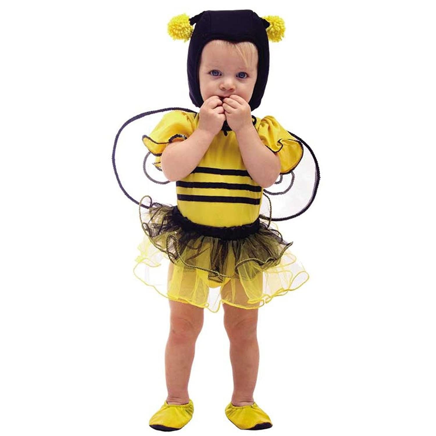 Amazon.com Childu0027s Toddler Beautiful Bumble Bee Costume (1-2T) Clothing  sc 1 st  Amazon.com & Amazon.com: Childu0027s Toddler Beautiful Bumble Bee Costume (1-2T ...