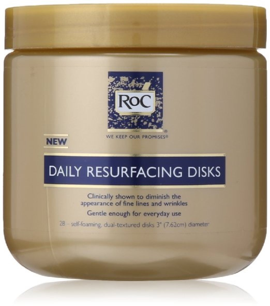 RoC Daily Resurfacing Disks 28 Each (Pack of 10)