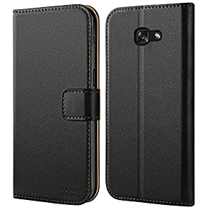galaxy a5 2017 case hoomil premium leather case for. Black Bedroom Furniture Sets. Home Design Ideas