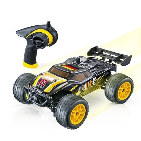 GPTOYS S607 Todo terreno de control remoto de coches - Resistente a salpicaduras, rá