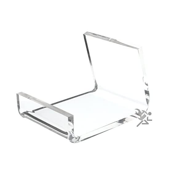 Amazon.com: (1) Clear Acrylic Home Office Retail Display Case Cell ...