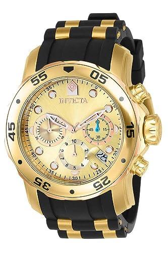 Amazon.com: Invicta, 17884 Pro Diver, reloj de pulsera con ...