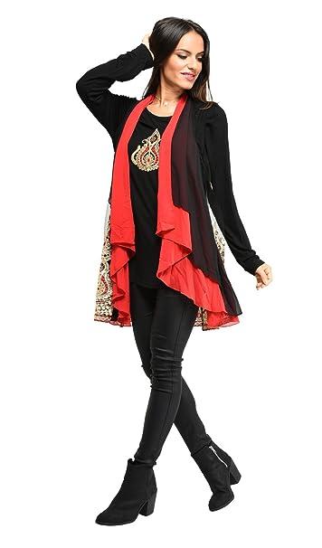 Pomme Rouge Leopard Print Blouse Summer Collection Women
