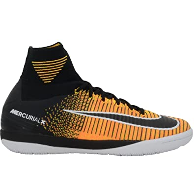 promo code d8712 61128 Nike Men s MercurialX Proximo II IC - (Laser Orange White Volt Black