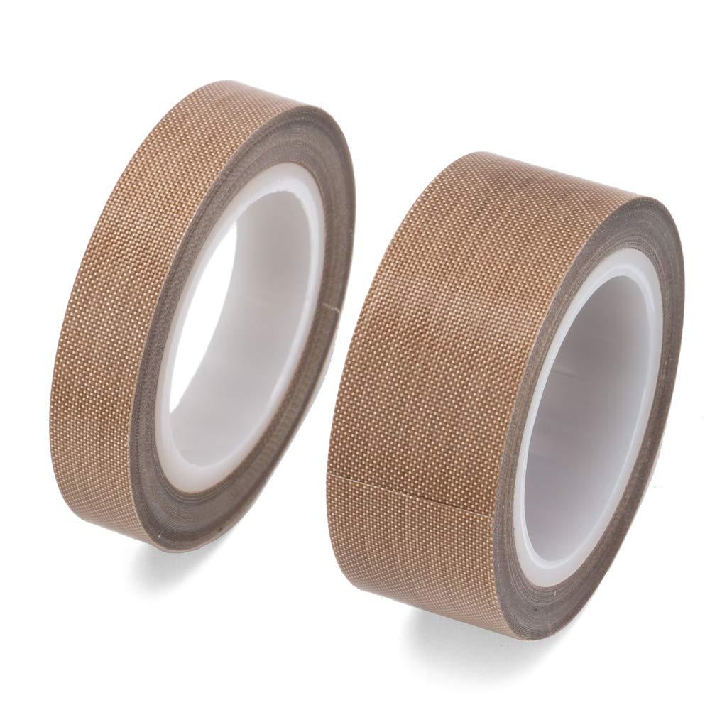 BIlinli Electrical Insulation Tape Hochtemperaturfeste wasserfeste Klebeb/änder