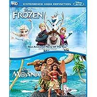 Moana & Frozen