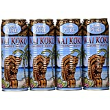 Wai Koko Coconut Water 100% Pure Coconut Water, 17.5 oz, 12 Piece