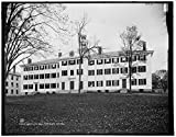 Vintography 8 x 10 Reprinted Old Photo Dartmouth Hall Dartmouth College 1900 Detriot Publishing co. 43a