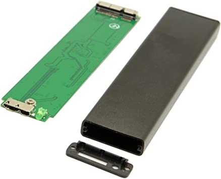 Disco duro SSD, de JSER, para Macbook Air A1465, A1466, Pro A1425 ...
