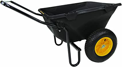 Polar Trailer 8449 Heavy Duty Cub Cart, 50 x 28 x 29, 7 cu. ft: Amazon.ca: Patio, Lawn & Garden Review