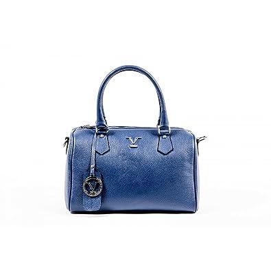 0c2a69bb7bf5 Versace 19.69 Abbigliamento Sportivo Srl Milano Italia Womens Handbag V007  S BLUE JEANS