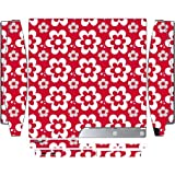 Fun Flowers Pattern Bold Playstation 3 & PS3 Slim Vinyl Decal Sticker Skin by Debbie's Designs