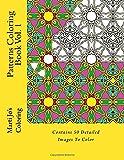 Patterns Coloring Book Vol. 1