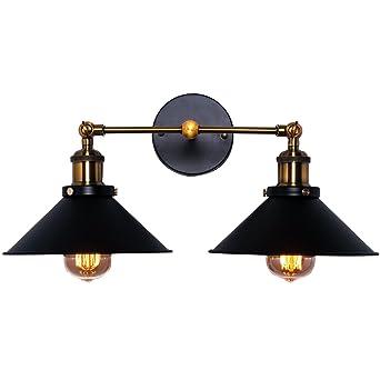 Eclairage Suspension Applique Lumière Lampe E272 Métal Style Luminaire Parapluie Rétro Murale Industrielle kXwOTZiPu