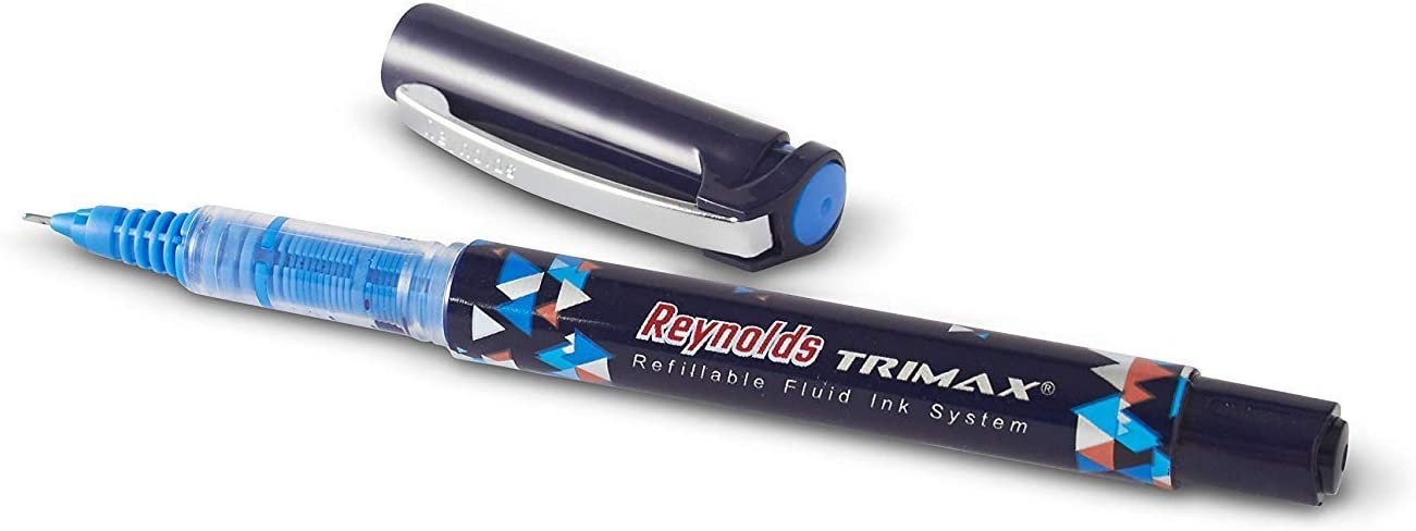 Reynolds DTL company Trimax Pen Blue Pack - Choice Refill with Cash special price 4 of