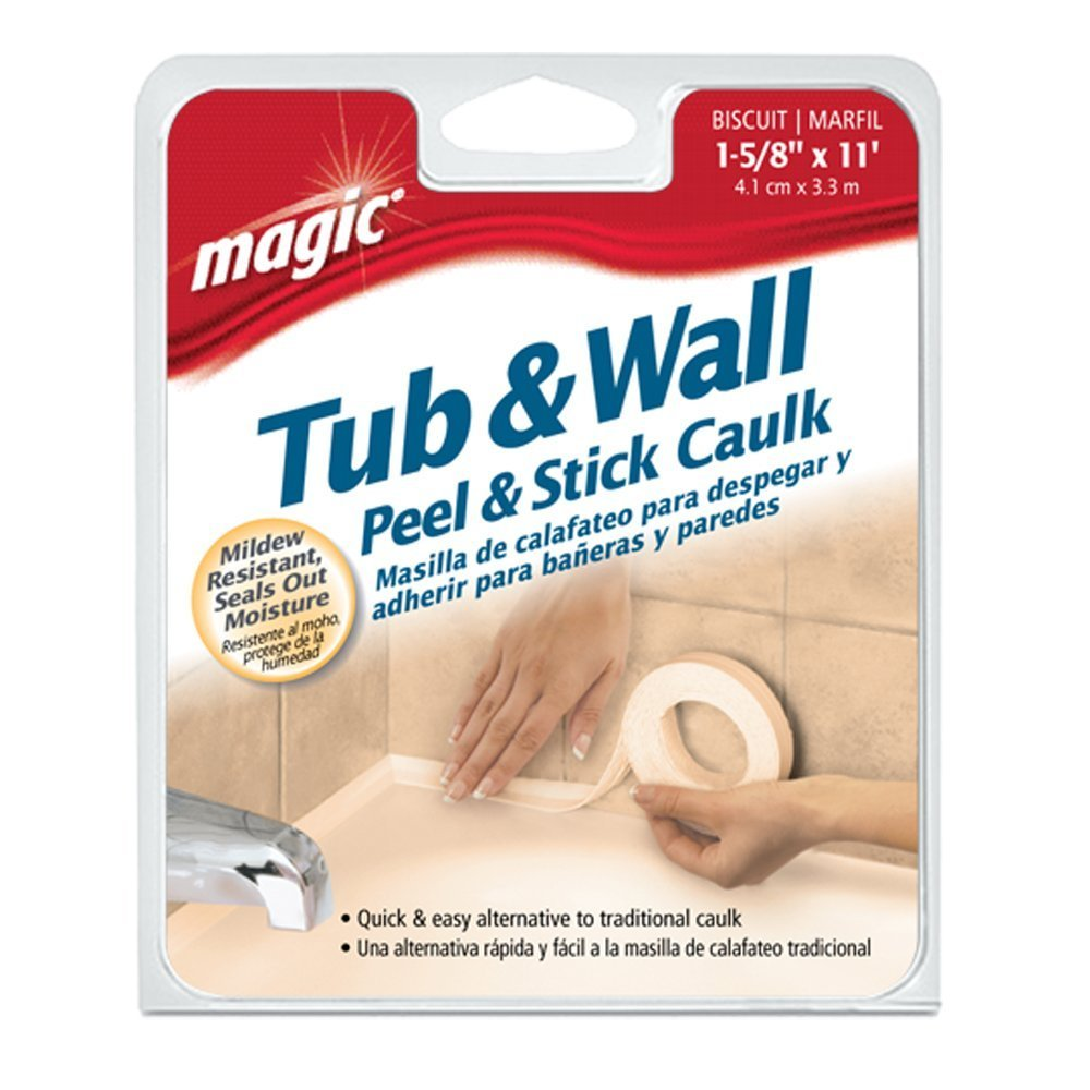 Magic Tub, Wall Peel & Stick Biscuit