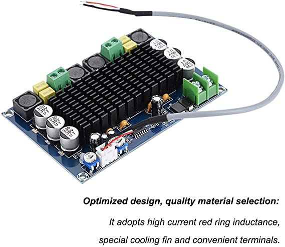 Ashata Digital Audio Stereo Verstärker Tpa3116d2 Chip Elektronik