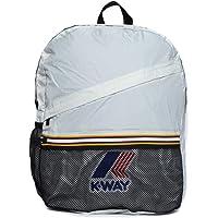 K-Way Francois Light Grey Packable Backpack