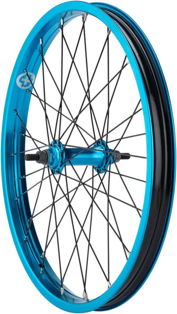 Salt Everest Front Wheel 20 Blue