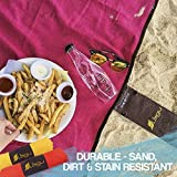 LAGU Original Beach-Friendly Beach Blankets