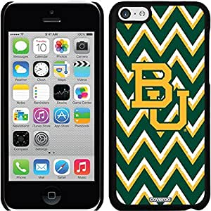 fashion case iphone 6 plus Black Thinshield Snap-On Case with Baylor Sketchy Chevron Design