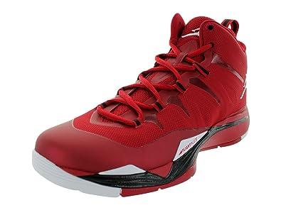 Nike Men's Jordan Super.Fly 2 Gym Red/White/Black/White Basketball