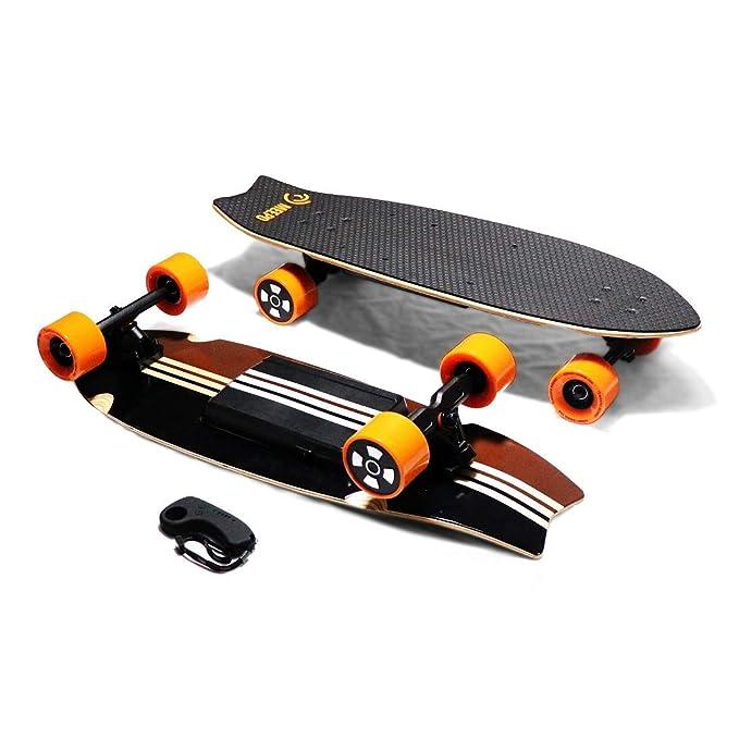 Amazon.com: MEEPO Monopatín eléctrico y Longboard, monopatín ...