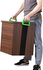 Dprofy Adjustable Lifting Moving Straps - Furniture Moving Straps for Furniture,