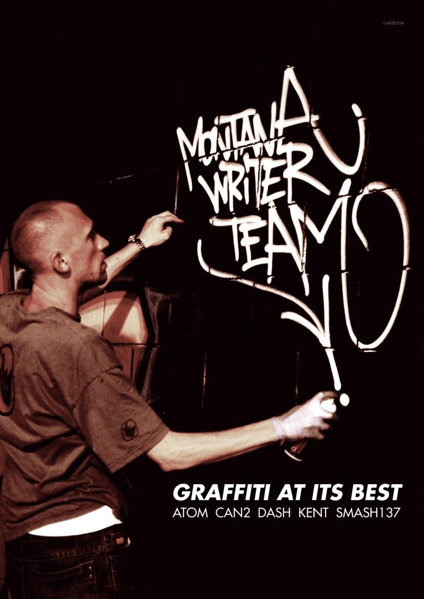 Graffiti at Its Best: Montanawriterteam ebook