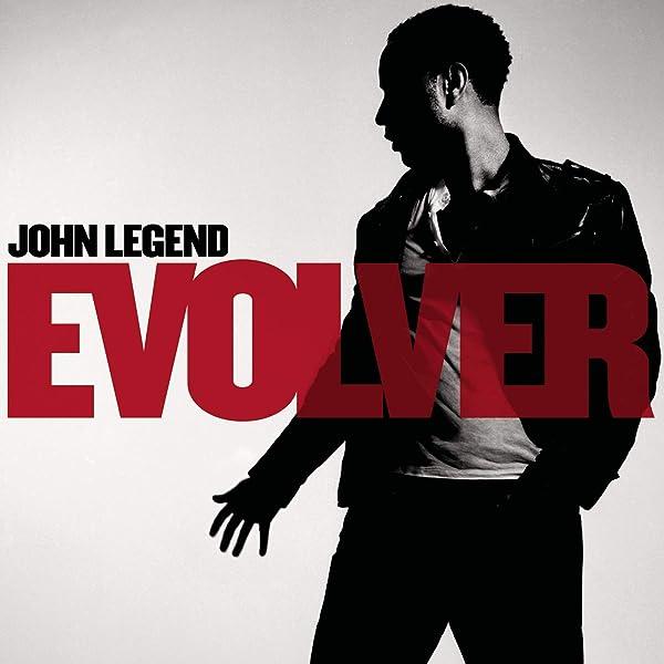 Evolver By John Legend On Amazon Music Amazon Com