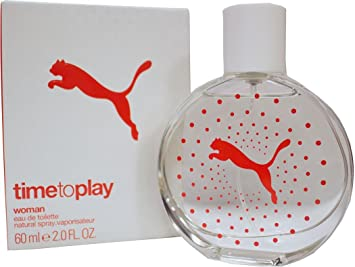 Puma Time To Play Eau de toilette pour femme 60 ml: Amazon