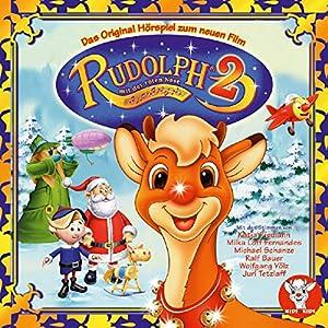 Rudolph mit der roten Nase 2 Hörbuch