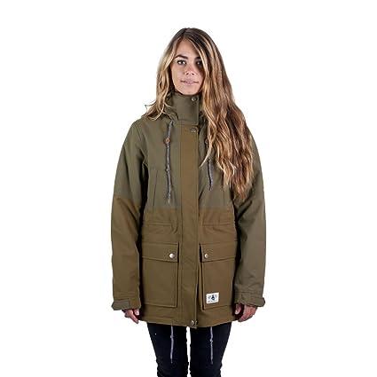 25e71e634 Amazon.com: Holden - Womens Shelter Parka Snow Jacket 2016, Olive, S ...