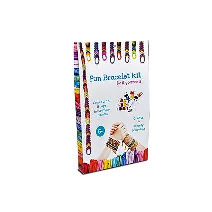 Buy fun bracelet kit diy art kit paper craft kit online at low fun bracelet kit diy art kit paper craft kit solutioingenieria Image collections