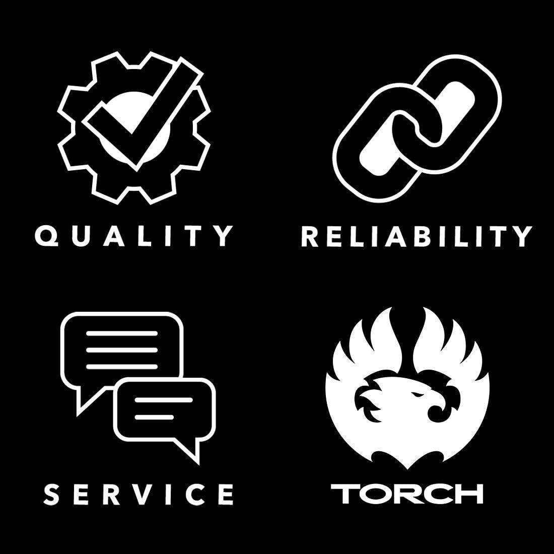 "TORCH 3 Front 3/"" Rear LIFT Kit For Chevy Silverado GMC Sierra 4X4 4WD 6 LUG Shock Extenders"