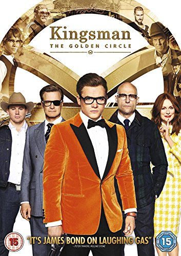 Kingsman: The Golden Circle [DVD] [2017]