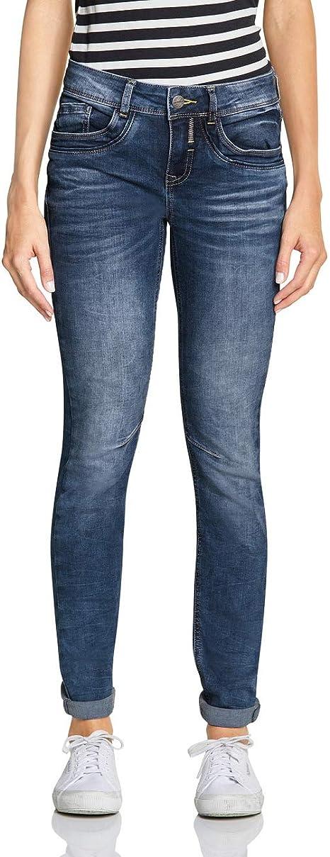 Street One Damen Slim Jeans