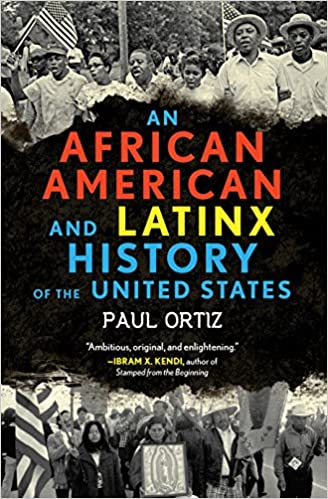 cover image An African American and Latinx History of the United States