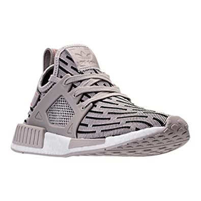 Adidas NMD XR1 PK Primeknit Boost Black/Grey Size 11 Glitch