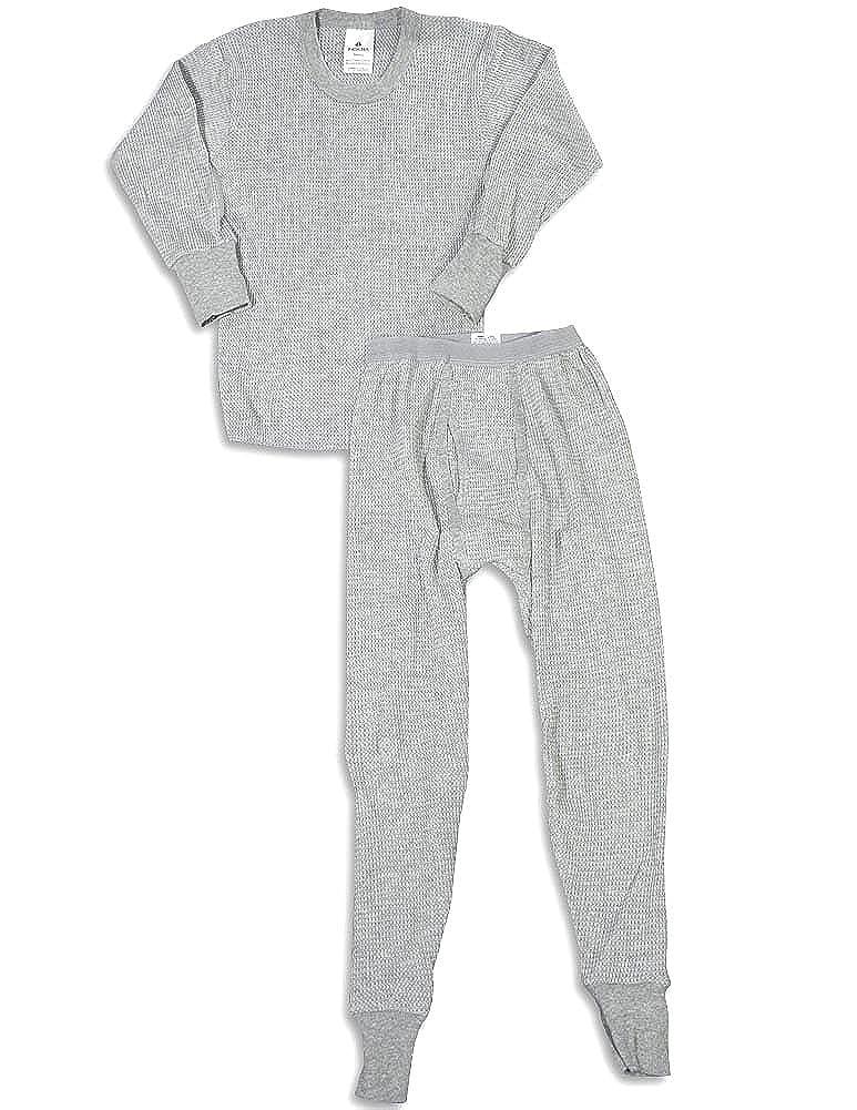 Indera - Little Boys Long Sleeve Thermal Set, 700ST