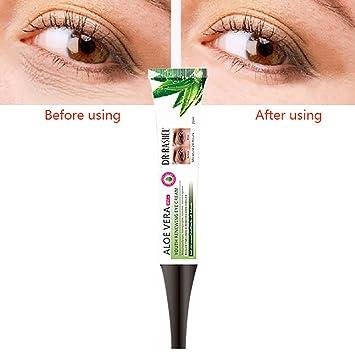 Gel de Ojos para Círculos Oscuros y Puffiness. Reduce las ...