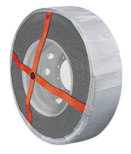 Par de Autosock para camiones–al59el Autosock es un nuevo desarrollo cubierta de neumático, dirigido a aumentar...