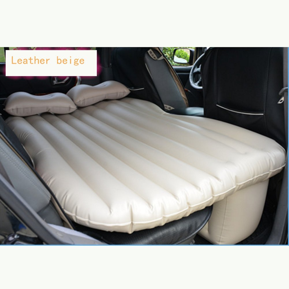 TPU Auto Bett Auto Bett Auto Reise Bett Auto Luftmatratze Universelle Multi-Farbe Optional,Weiß