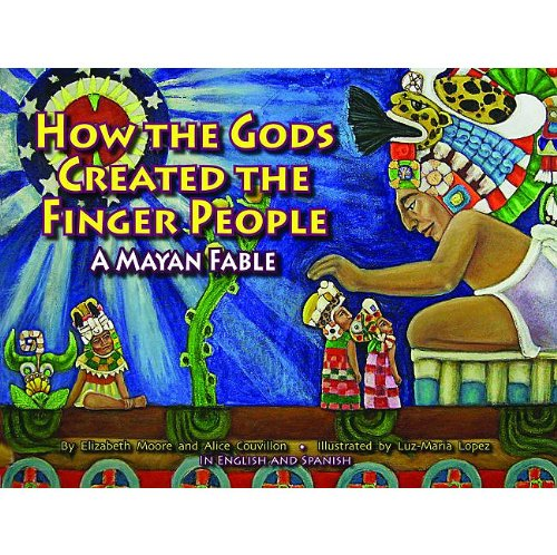 How the Gods Created the Finger People (Spanish and English Edition) by Brand: Pelican Publishing