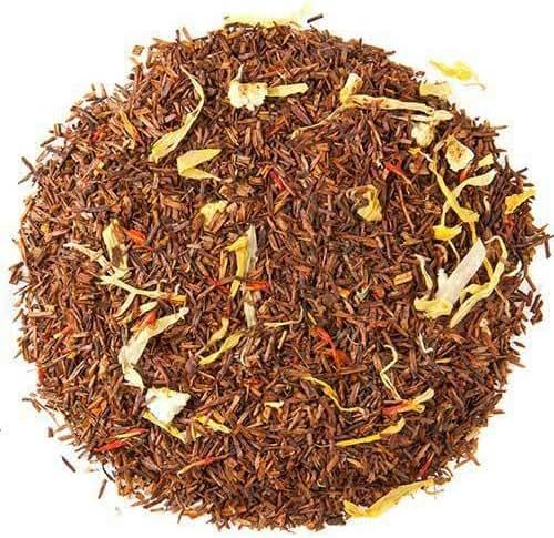 The Spice Lab No. 37 - Florida Orange Blossom Premium Gourmet Fruit Black Tea, 2 oz Resealable Bag