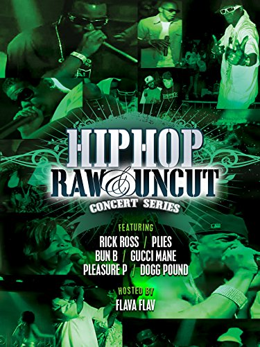 Gucci Series Digital (Hip Hop Raw & Uncut Concert Series: Platinum Edition)